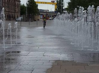Belfast Exchange Square 01