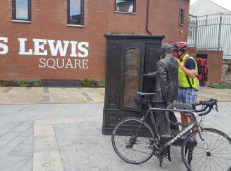 Cs Lewis Square Belfast June 28 2017