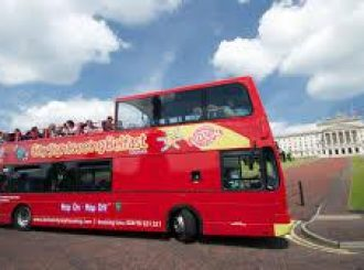 Belfast Bus Tour