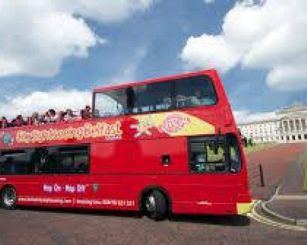 Day 5 – City Sightseeing Belfast